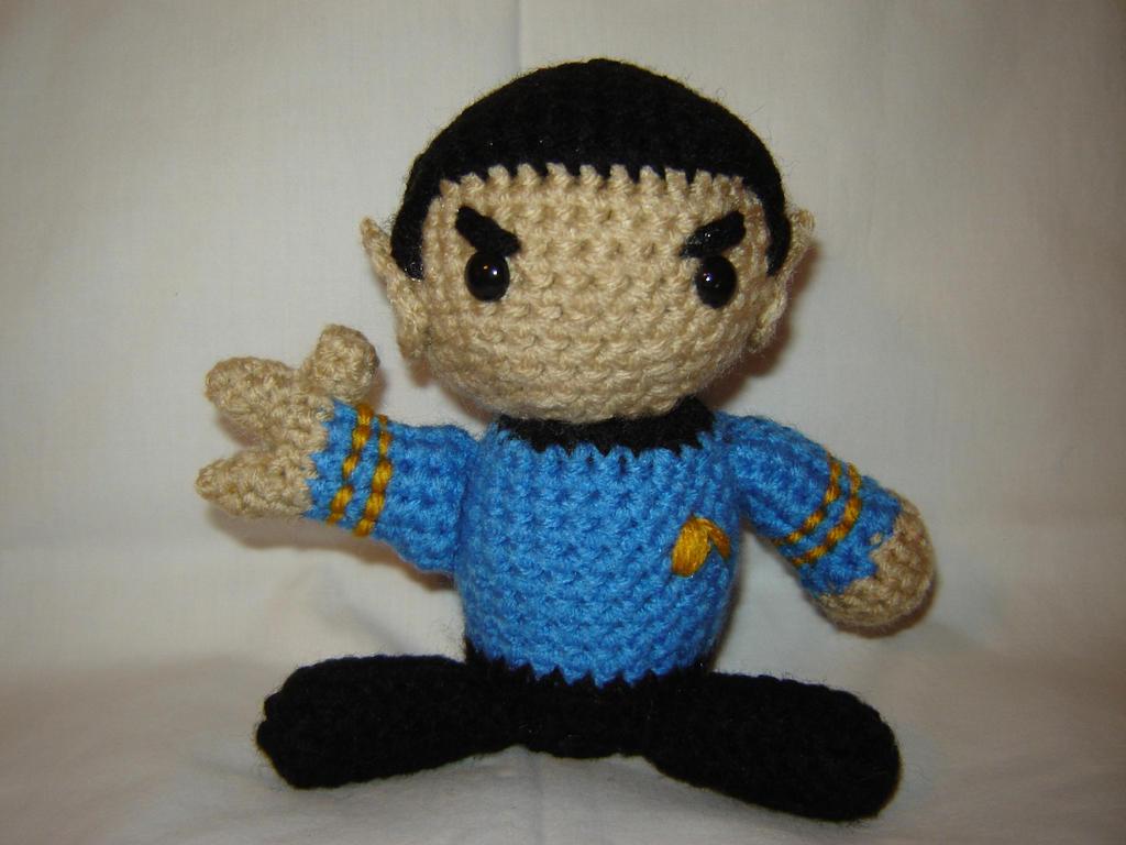LLAP Spock by Ginger-PolitiCat