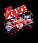 The Police UK Flag tee 2007
