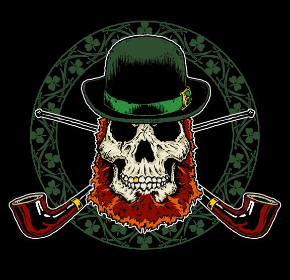 Leprechaun Skull By Yummytacoburp69