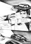 YAKUZA'S REVENGE: vol2 p66 Ran is in danger