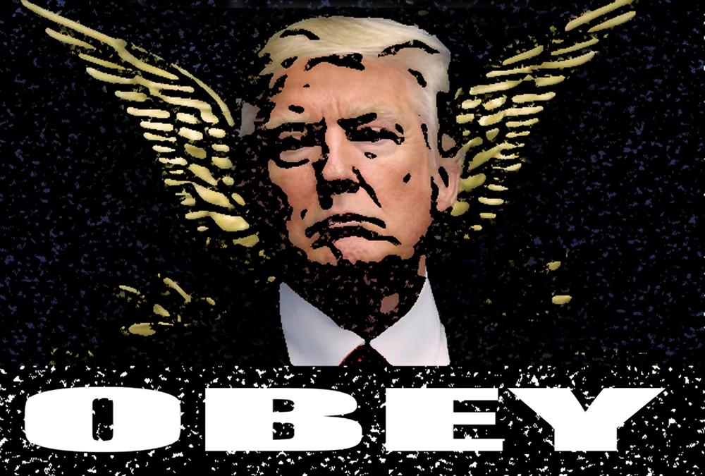 Obey by WorldsCollideWeb