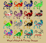 Vhyx's Adopt-A-Thingy Shoppe