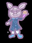 Octonauts Fan Character: Alyssia the Aadvark