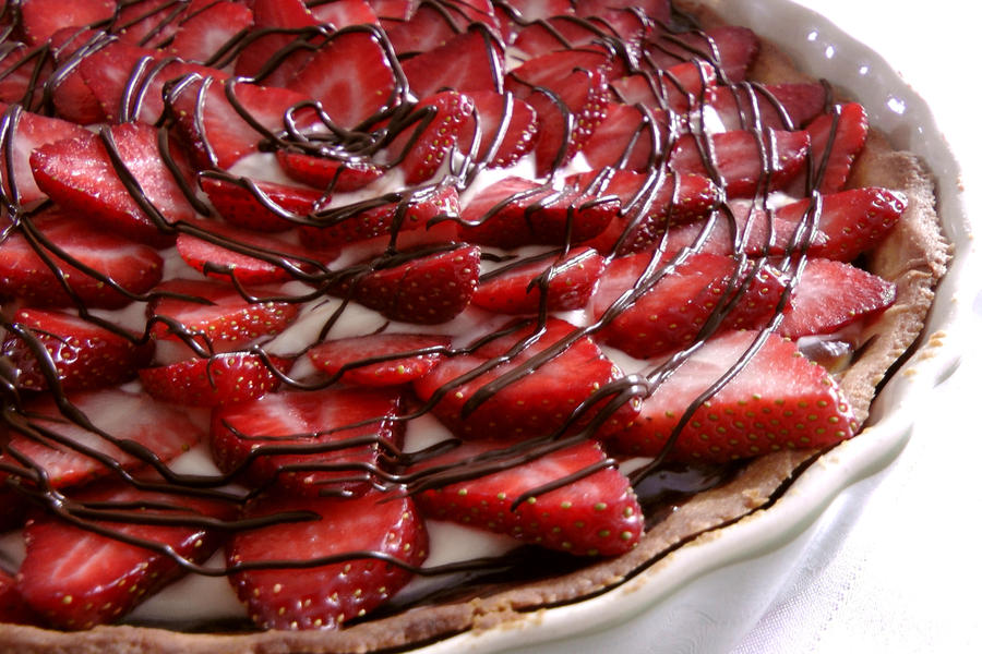 strawberry cream cheese making this tart strawberry cream cheese tart ...