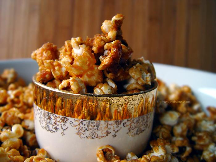 Caramel Popcorn by maytel