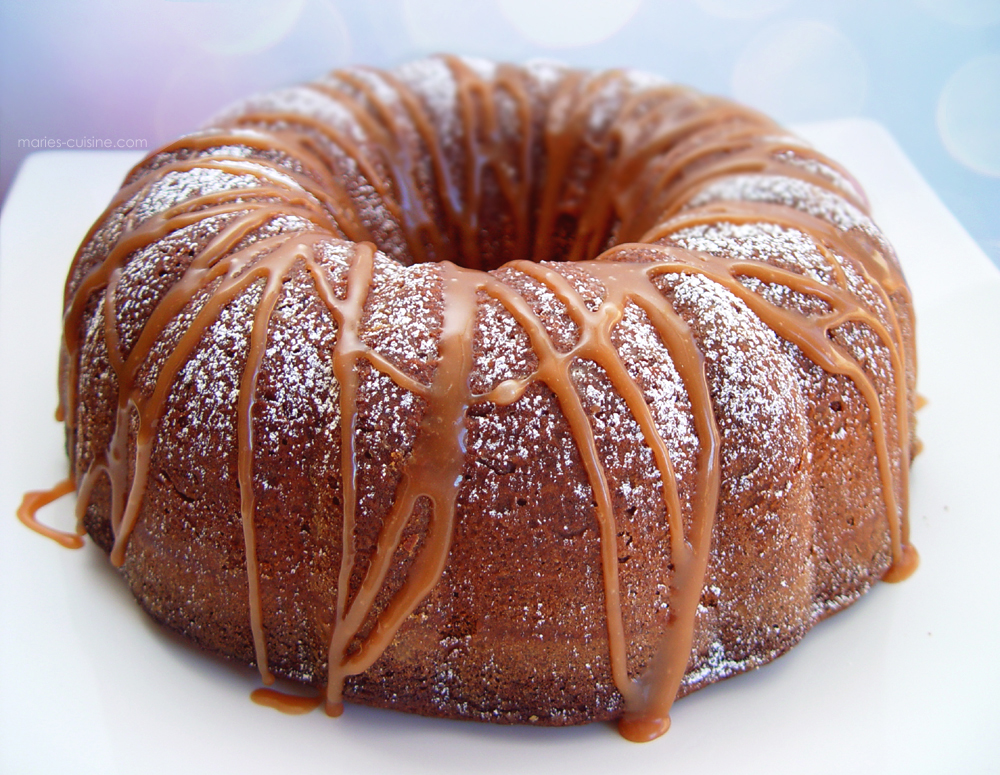 Nutella Bundt Cake by maytel