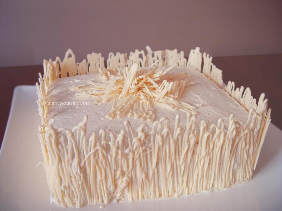Julie's Cake by maytel
