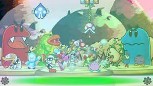 Yoshi's Island Assist Trophies