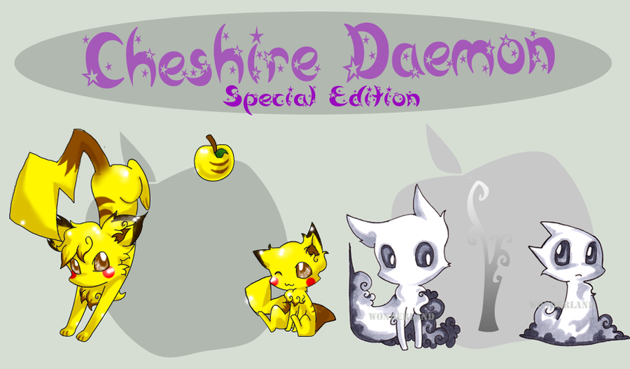 Cheshire Special Edition by a-fools-paradise