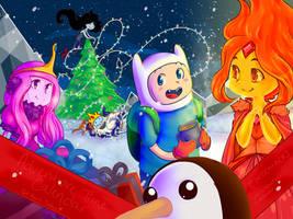AT Calendar: December by a-fools-paradise