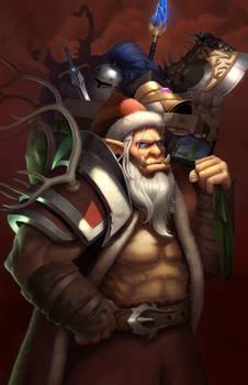 Santa Orc