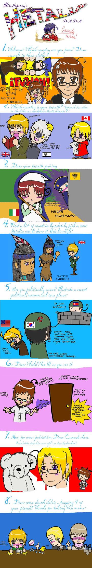 Another Hetalia Meme by karinchan3392