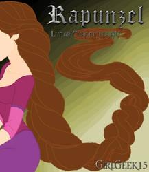 Rapunzel The Lunar Chronicles AU by GirlGeek15