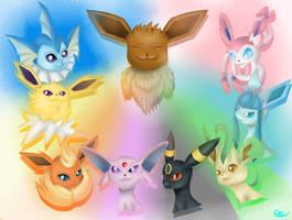Pokemon 20th aniversary by shadowsinsidethedead
