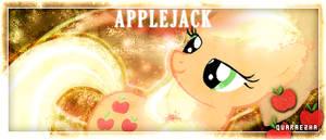 [Sig] Tagwall | Applejack by Paradigm-Zero