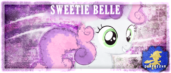 [Sig] Tagwall   Sweetie Belle by Paradigm-Zero