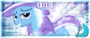 [Sig] Tagwall | Trixie by Paradigm-Zero