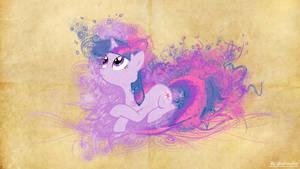Parchment Splash | Twilight