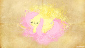 Parchment Splash | Fluttershy