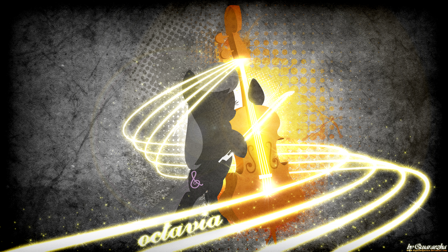 Octavia Silhouette Symphony by Paradigm-Zero
