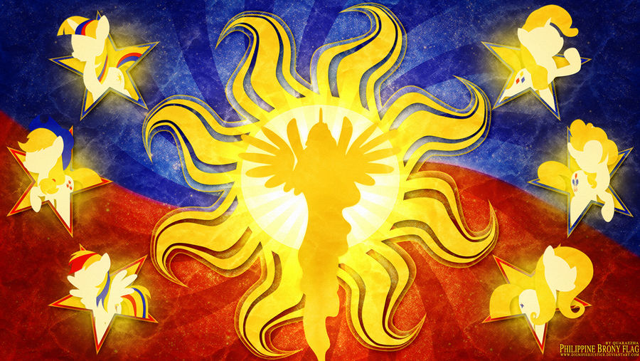 Philippine Brony Flag