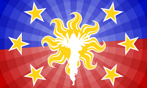 Philippine Brony Vector Flag by Paradigm-Zero