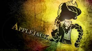 Monochrome Grunge   Applejack