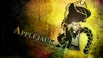 Monochrome Grunge | Applejack
