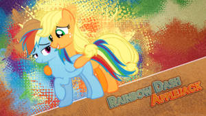 Appledash Halftone Splash