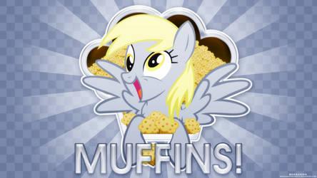 Derpy Joyful Muffins by Paradigm-Zero