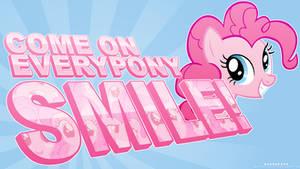Come on Everypony Smile! by Paradigm-Zero