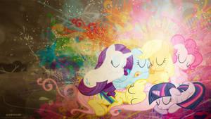Slumbered Ponies Reverie by Paradigm-Zero