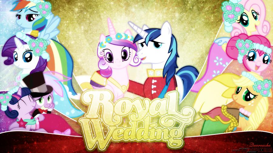 [Collab] Royal Wedding Wonders by Paradigm-Zero