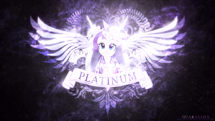 Princess Platinum Passion by Paradigm-Zero