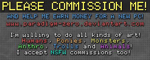 Please commission me!