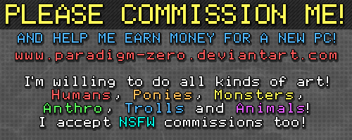 Please commission me! by Paradigm-Zero