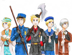 [APH] All your Nordics are ready (1 z 2)