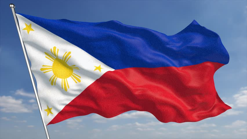 Philippine Flag by Ironwarchiefwarsong