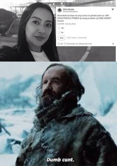 The Hound meme by Ironwarchiefwarsong