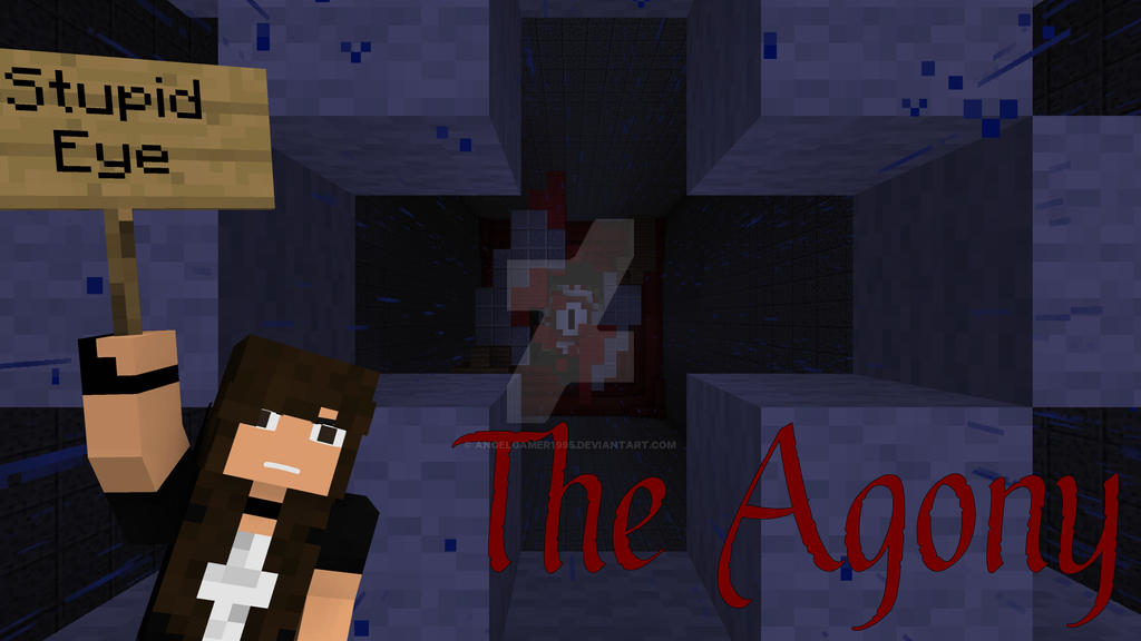SorcererAssassin - The Agony (Thumbnail) by AngelGamer1995