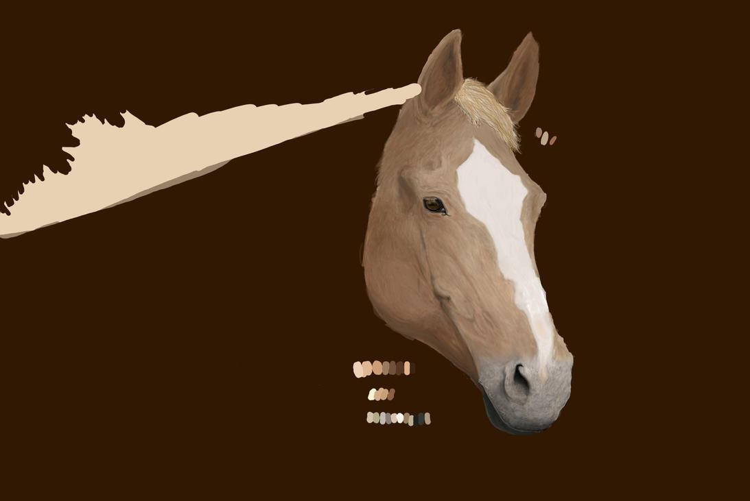 Horsey Wip 9 by Seramose