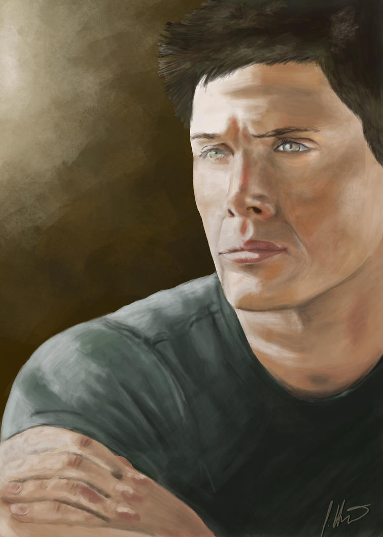 Jensen Ackles by Seramose