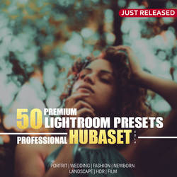 50 Premium Hubaset Lightroom Presets 2017  Vol.4