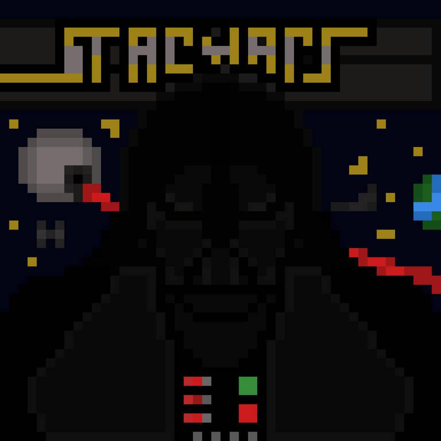 Darth Vader Star Wars Pixel Art By Reddead36 On Deviantart