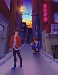 Is It Sunset Already? [KLANCE] by mysterioustrumpet