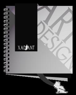 Xadiant Booksignature by Xadiant