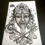 Kali by CosmicVGG
