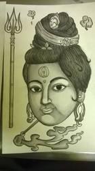 Shiva by CosmicVGG