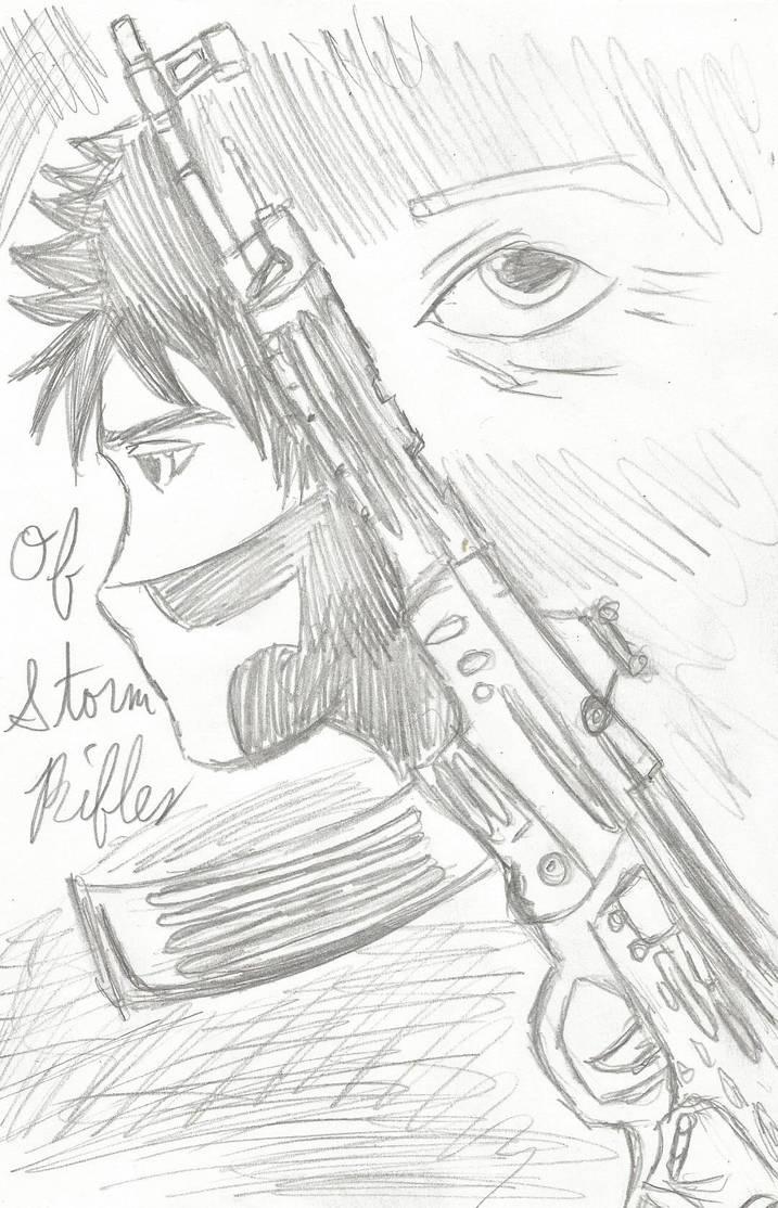 Of Storm Rifles by SebastiansSire