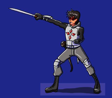 Novella: Esau the fighter